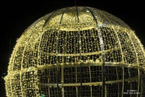 Encesa il·luminació nadalenca  de Sant Andreu de la Barca 01