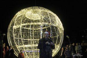 Encesa il·luminació nadalenca  de Sant Andreu de la Barca 05