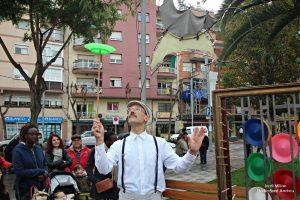 FESTA SANT ANDREU - Taller de circ 01