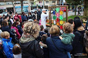 FESTA SANT ANDREU - Taller de circ 03