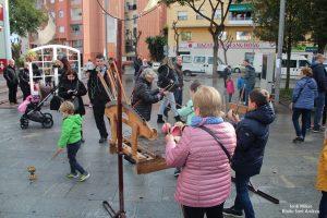 FESTA SANT ANDREU - Taller de circ 06