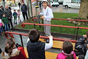 FESTA SANT ANDREU - Taller de circ 08