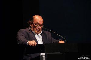 PREMIS ESPORT SAB 2018 - 03 Lluis Oulego, regidor d'Esports