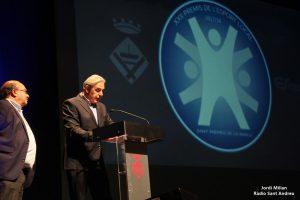 PREMIS ESPORT SAB 2018 - 04 Enric Llorca alcalde de SAB