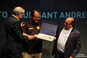PREMIS ESPORT SAB 2018 - 06 Millor entitat Moto Club Sant Andreu