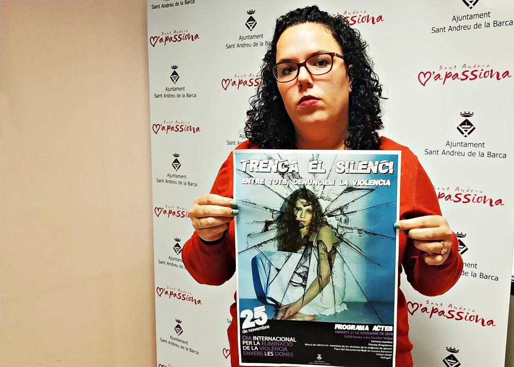 Saray Cantero regidora d'Igualtat