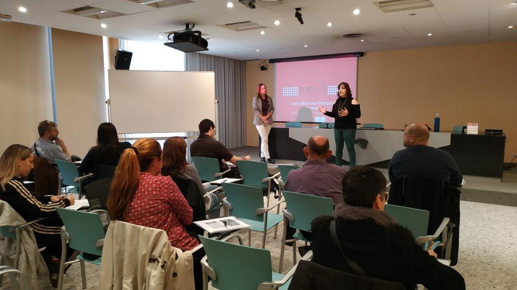 Sessió sobre franquícies SAB - 02