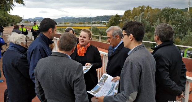 Visita OMS projecte riu Llobregat -01
