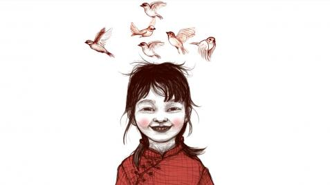 nena dels pardals
