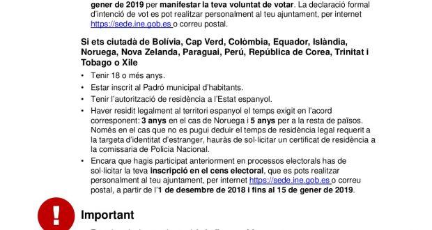 Cartell_Eleccions_Municipals_2019-001