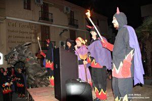 Correfoc Festa Sant Andreu 2018 -01