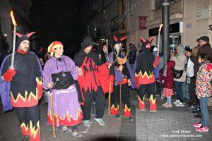 Correfoc Festa Sant Andreu 2018 -02