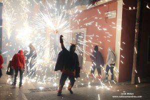 Correfoc Festa Sant Andreu 2018 -06