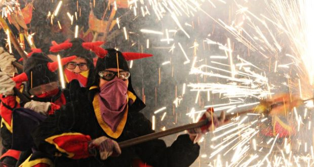 Correfoc Festa Sant Andreu 2018 -09