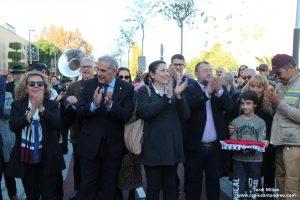 Inauguració boulevard 13