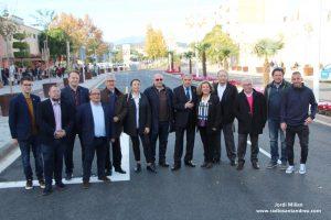 Inauguració boulevard 16