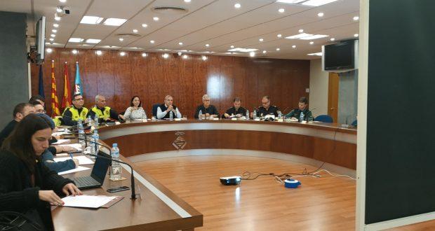 Junta local de Seguretat desembre 2018