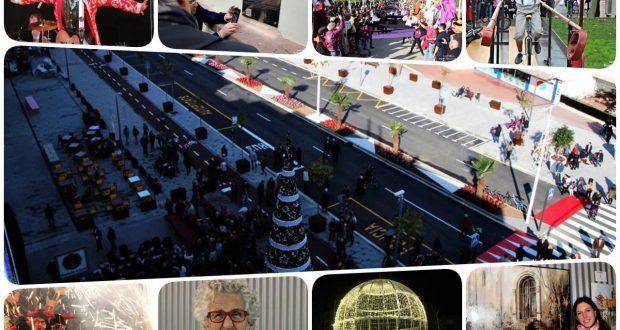 collage FESTA SANT ANDREU 2018