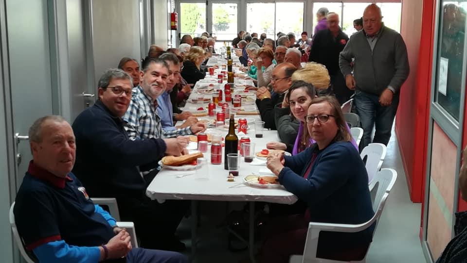 esmorzar solidari penya barcelonista