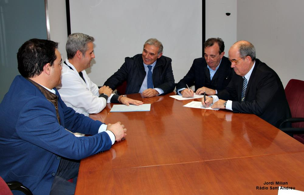 Acord Hospital de Martorell i Vitalia - 01