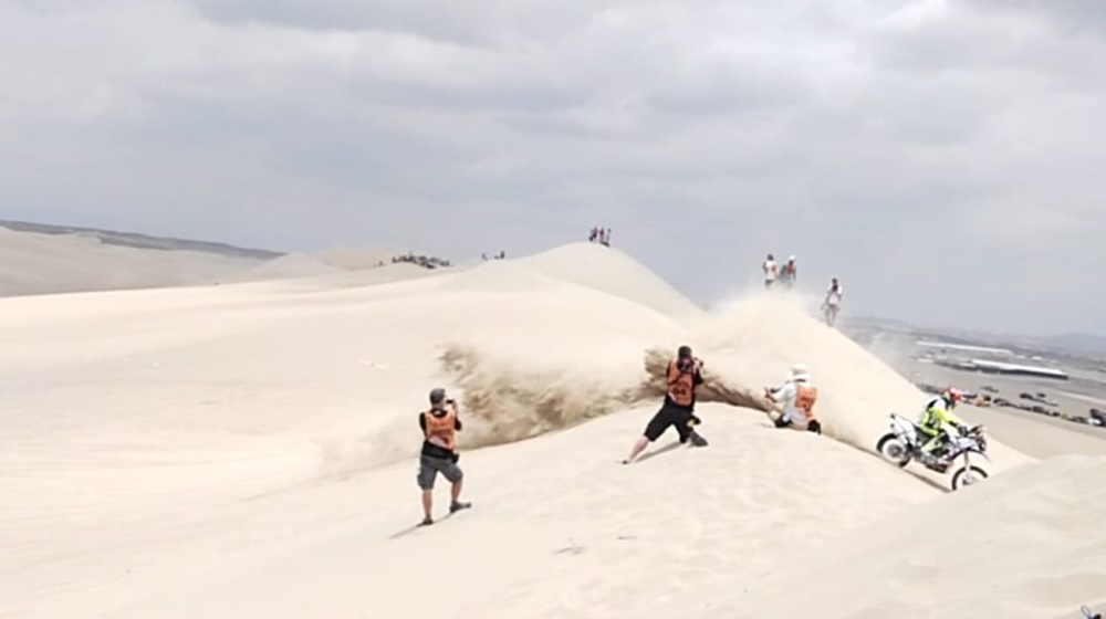Ansel Moya Dakar 8 gener