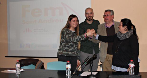 Presentació Fem Sant Andreu