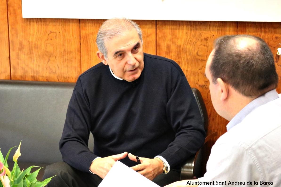 entrevista alcalde enric llorca 2019