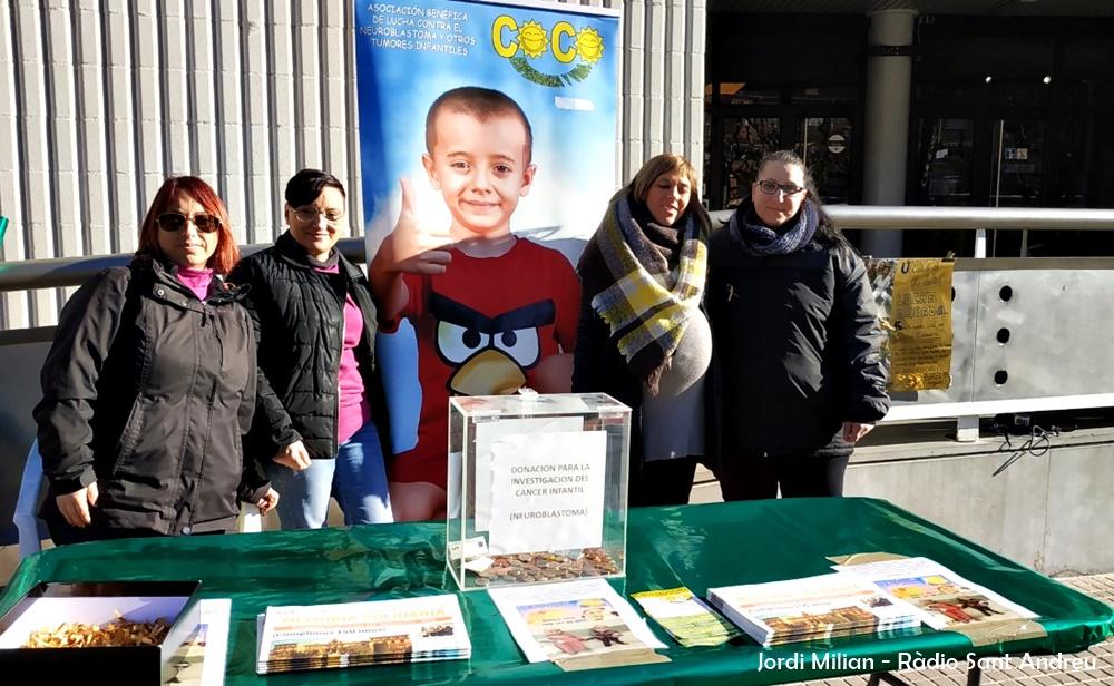 Coco esperanza i Vida Dia  - Cancer infantil 01