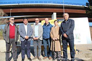 Delegada govern es reuneix amb alcaldes obres enllaç A2 -AP7  06
