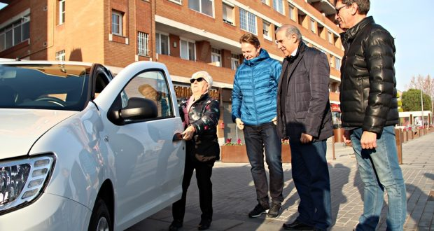 Lliurament les claus cotxe campanya Nadal 2019 - 01