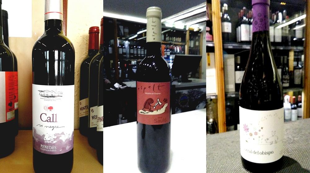 espai de vins 151