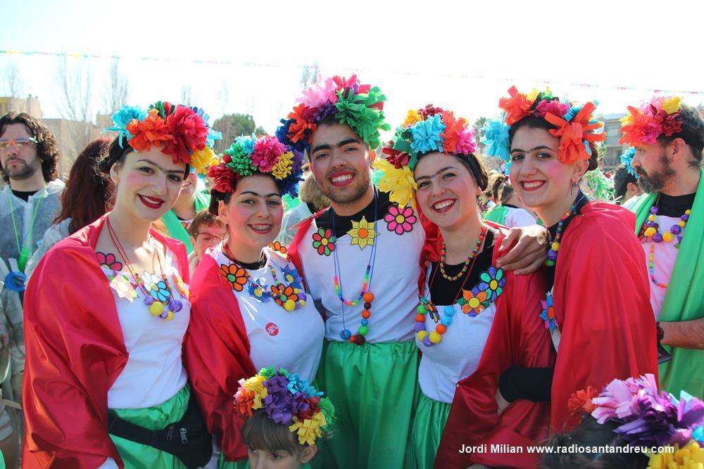 Carnaval 2019 Sant Andreu Barca 16