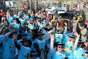 Carnaval 2019 Sant Andreu Barca 30