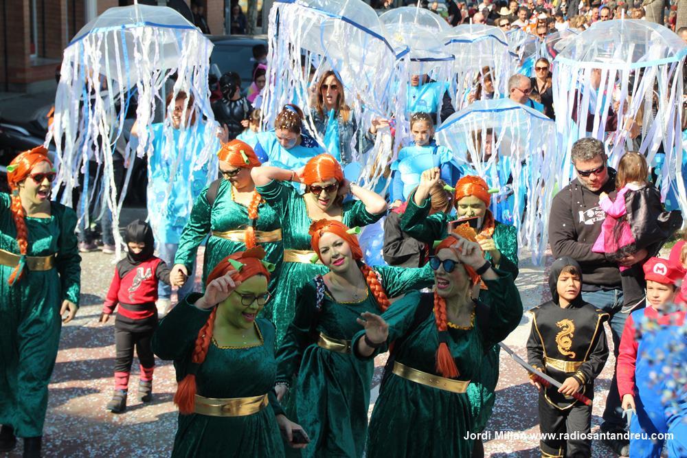 Carnaval 2019 Sant Andreu Barca 32