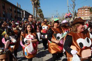 Carnaval 2019 Sant Andreu Barca 34