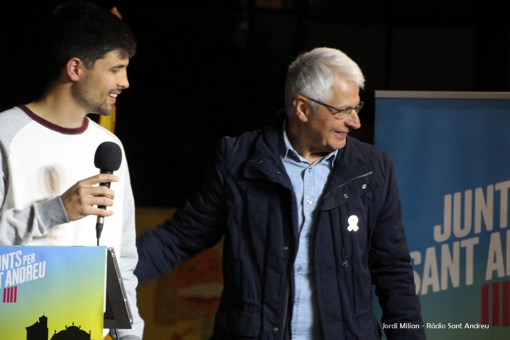 David Romero candidat Junts per Sant Andreu - 02