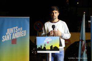 David Romero candidat Junts per Sant Andreu - 06