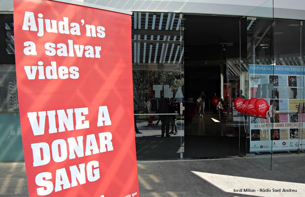Marató Donació Sang 2019 Sant Andreu Barca 01