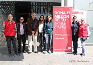 Marató Donació Sang 2019 Sant Andreu Barca 07