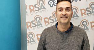 Oriol Cusó director escola musica