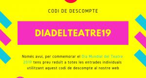 dia del teatre