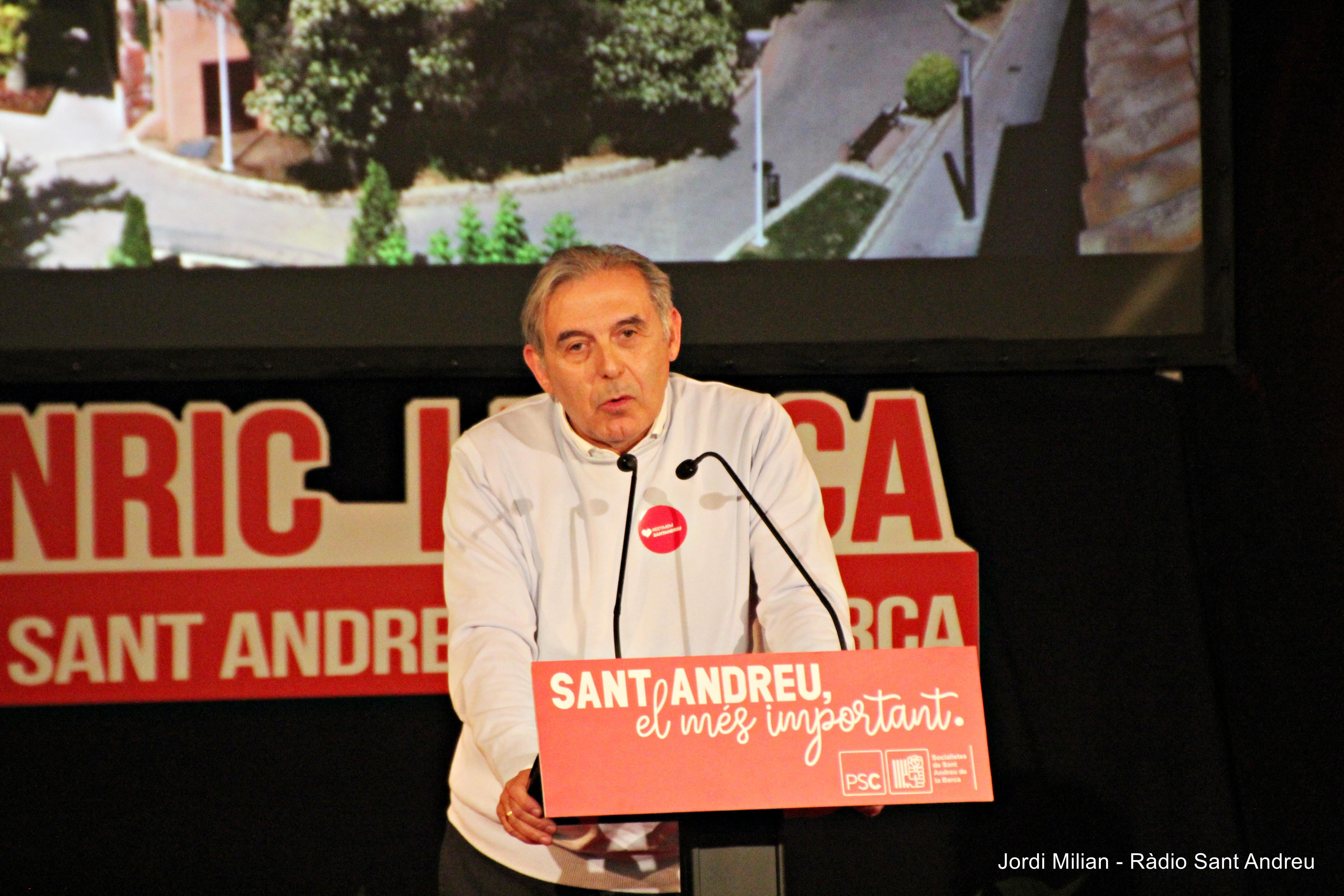 Acte presentació Enric Llorca candidat PSC - 05