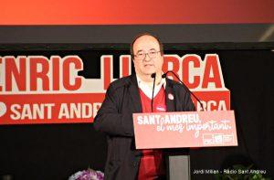Acte presentació Enric Llorca candidat PSC - 06