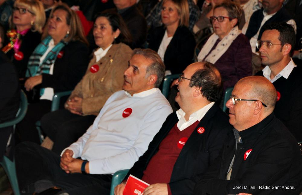 Acte presentació Enric Llorca candidat PSC - 07