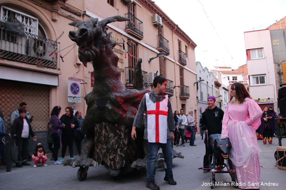 Correfoc Sant Jordi 2019 - 02