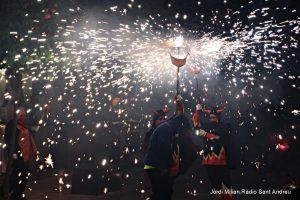 Correfoc Sant Jordi 2019 - 11
