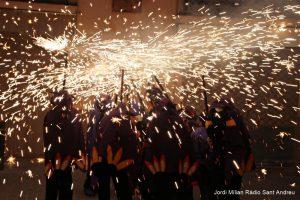 Correfoc Sant Jordi 2019 - 12