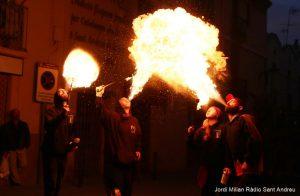 Correfoc Sant Jordi 2019 - 15