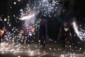 Correfoc Sant Jordi 2019 - 16
