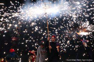 Correfoc Sant Jordi 2019 - 17